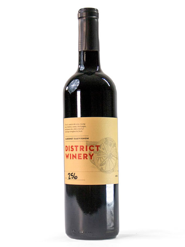 2016 District Winery Cabernet Sauvignon