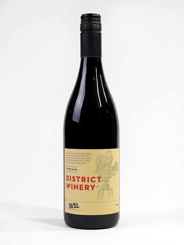 2018 District Winery Cuvee Noir