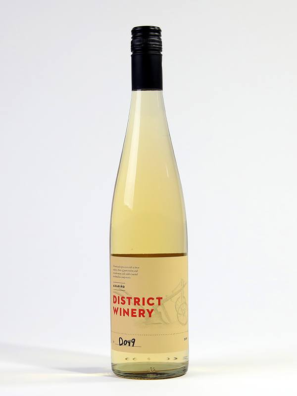 2019 District Winery Albarino