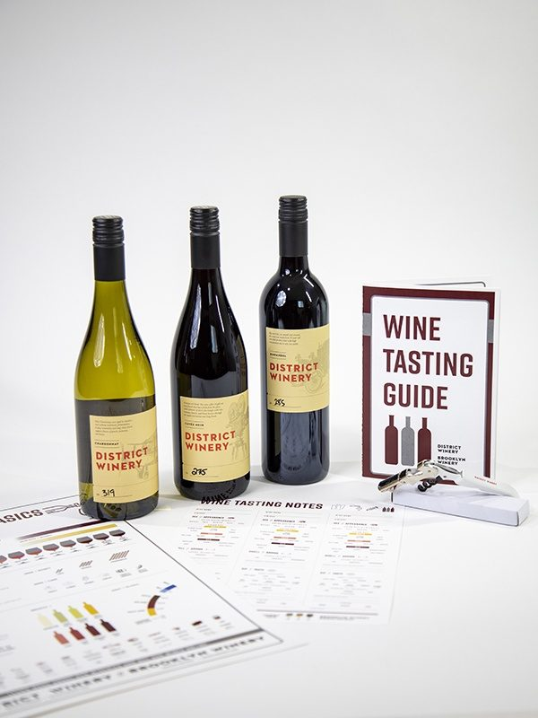 District Winery Tasting Kit